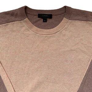 J. Crew - Colorblock Sweater
